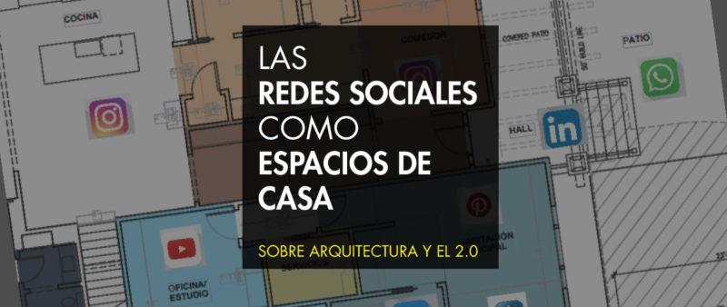 plano de casa y redes sociales